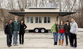 Tiny House at Northwestern University